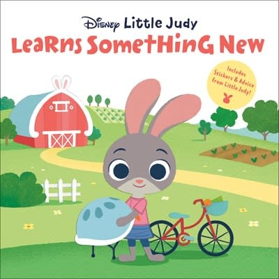 RH/Disney Little Judy Learns Something New (Disney Zootopia)