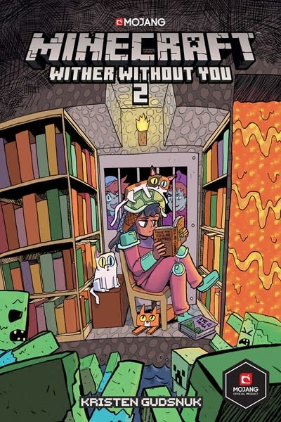 Dark Horse Books Minecraft: Wither Without You #2 (Graphic Novel)