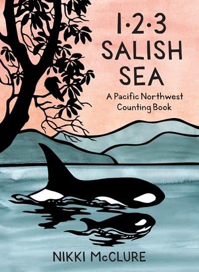 Little Bigfoot 1, 2, 3 Salish Sea
