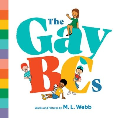 Quirk Books The GayBCs
