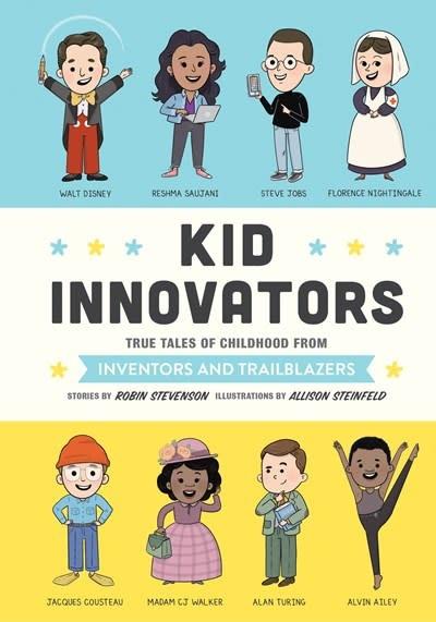 Quirk Books Kid Innovators: True Tales of Childhood...