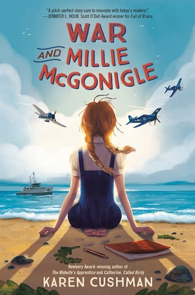 Knopf Books for Young Readers War and Millie McGonigle