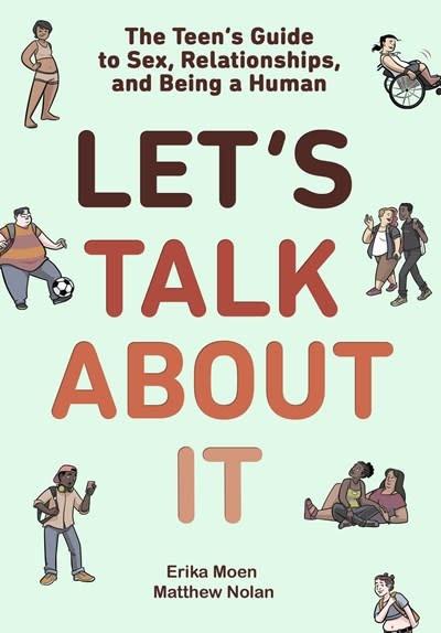 Random House Graphic Let's Talk About It