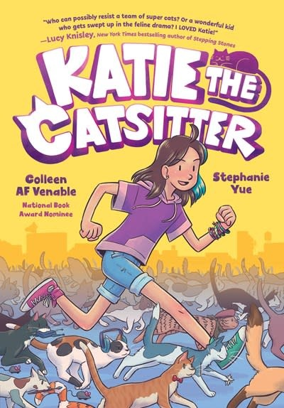 Random House Books for Young Readers Katie the Catsitter