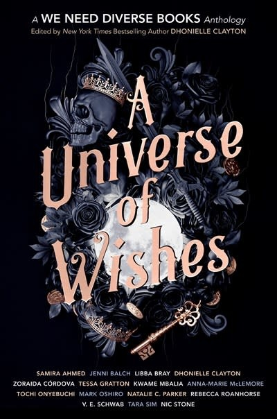 Crown Books for Young Readers A Universe of Wishes