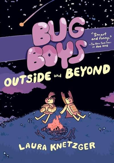 Random House Graphic Bug Boys: Outside and Beyond