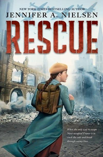 Scholastic Press Rescue