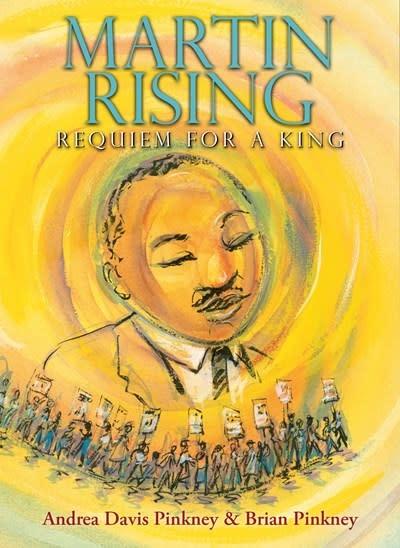 Scholastic Press Martin Rising: Requiem For a King