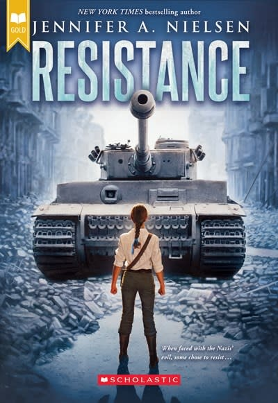 Scholastic Inc. Resistance (Scholastic Gold)