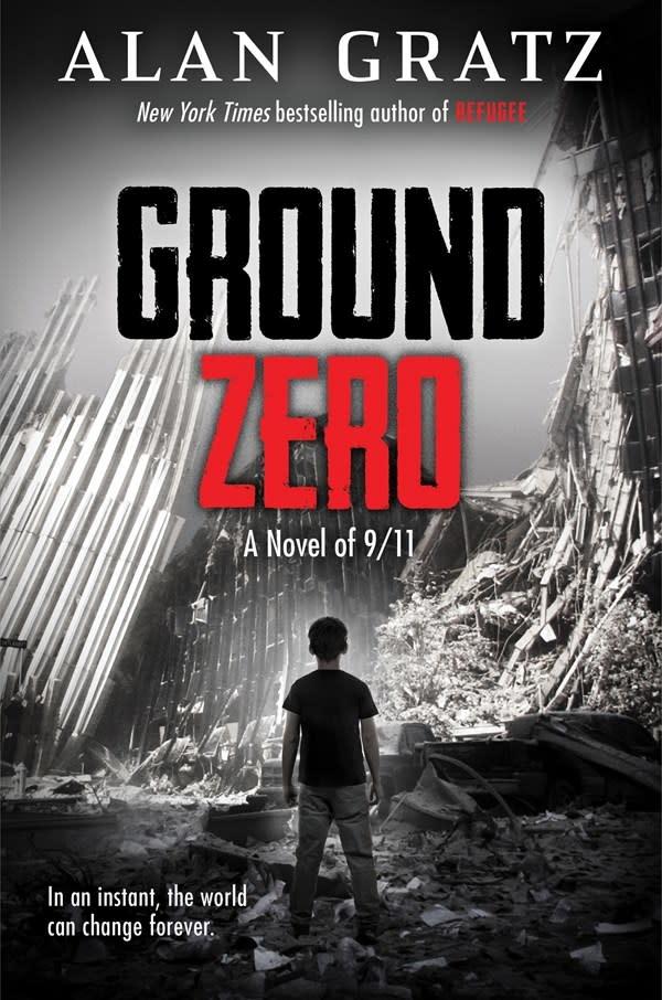 Scholastic Press Ground Zero