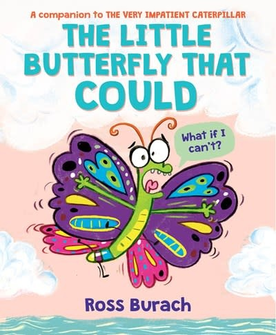 Scholastic Press The Little Butterfly That Could