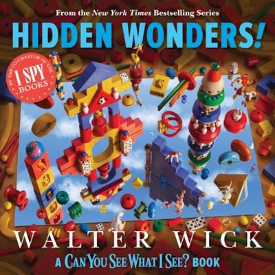 Cartwheel Books Can You See What I See?: Hidden Wonders