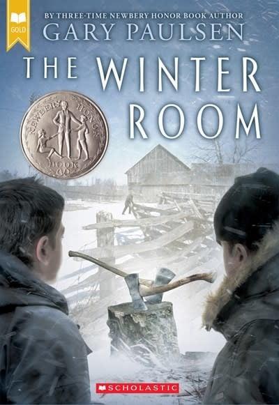 Scholastic Inc. The Winter Room (Scholastic Gold)