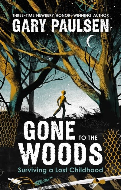 Farrar, Straus and Giroux (BYR) Gone to the Woods