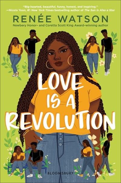 Bloomsbury YA Love Is a Revolution