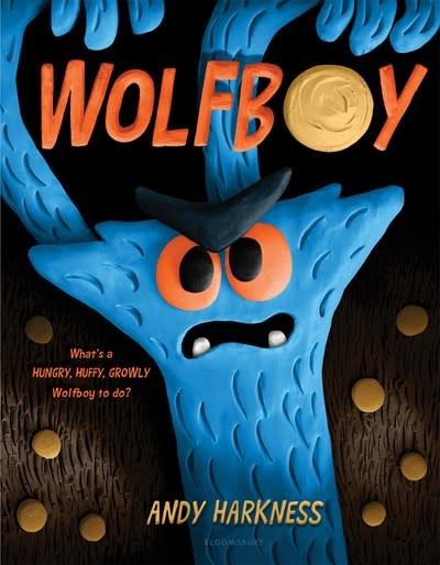 Bloomsbury Children's Books Wolfboy