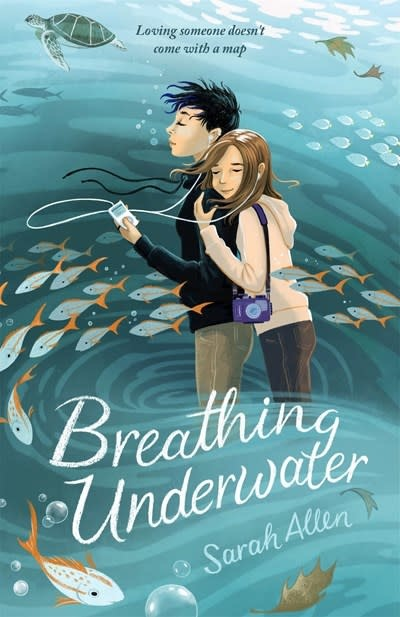 Farrar, Straus and Giroux (BYR) Breathing Underwater
