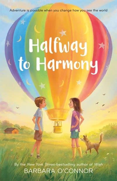 Farrar, Straus and Giroux (BYR) Halfway to Harmony