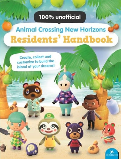 Kingfisher Animal Crossing New Horizons Residents' Handbook