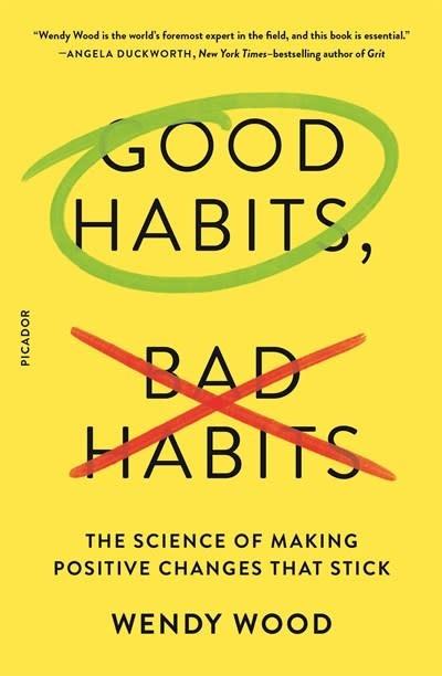 Picador Good Habits, Bad Habits