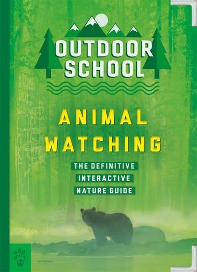 Odd Dot Outdoor School: Animal Watching