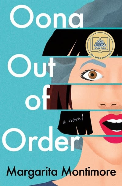 Flatiron Books Oona Out of Order