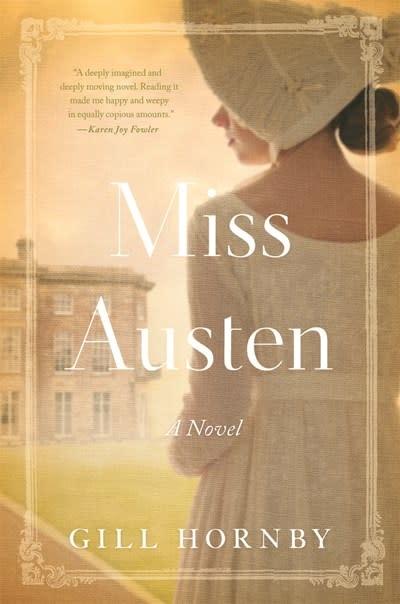 Flatiron Books Miss Austen