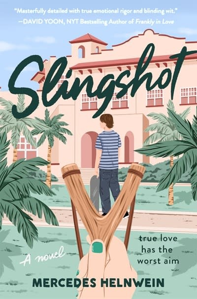 Wednesday Books Slingshot