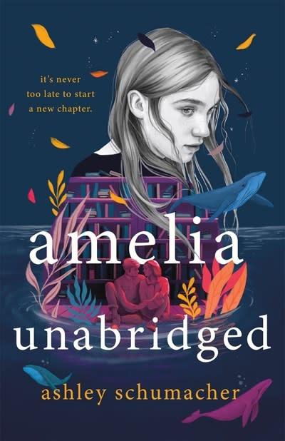 Wednesday Books Amelia Unabridged