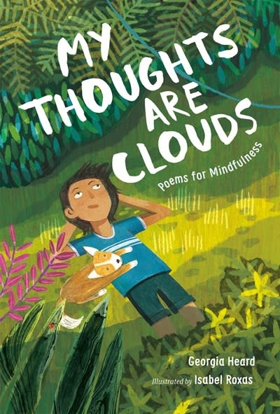 Roaring Brook Press My Thoughts Are Clouds