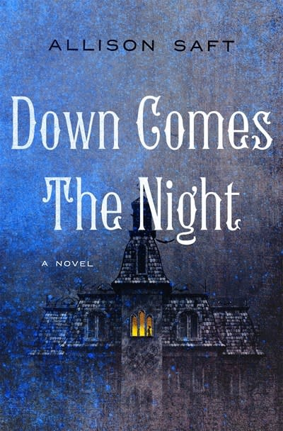 Wednesday Books Down Comes the Night
