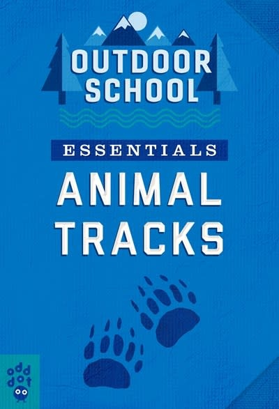 Odd Dot Outdoor School Essentials: Animal Tracks