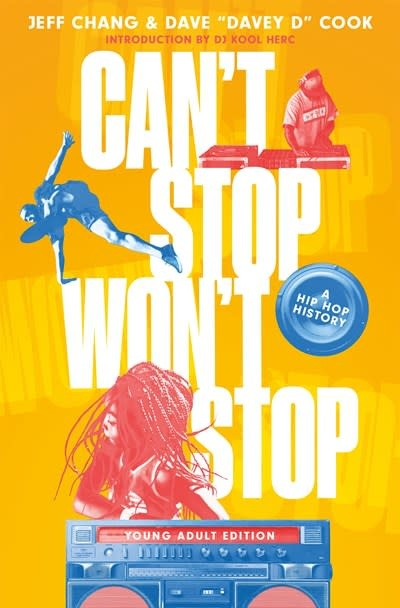 Wednesday Books Can't Stop Won't Stop (Young Adult Edition)