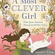Bloomsbury Children's Books A Most Clever Girl: How Jane Austen Discovered Her Voice