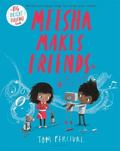 Bloomsbury Children's Books Meesha Makes Friends