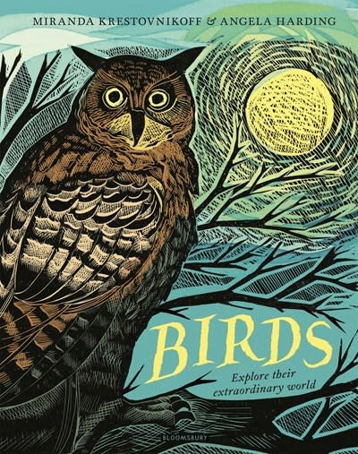 Bloomsbury Children's Books Birds