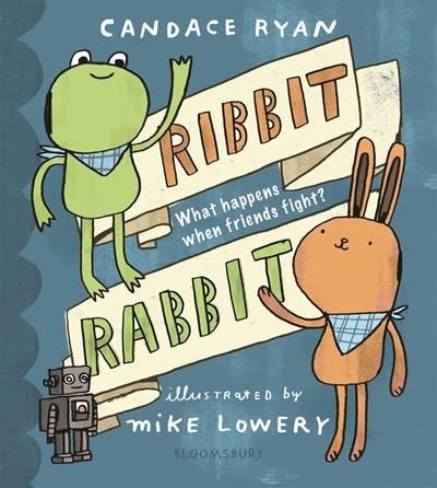 Bloomsbury Children's Books Ribbit Rabbit