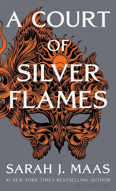 Bloomsbury Publishing A Court of Silver Flames