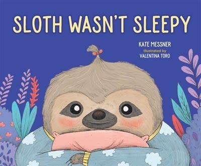 Sounds True Sloth Wasn't Sleepy