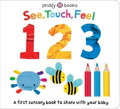 Priddy Books US See Touch Feel: 123