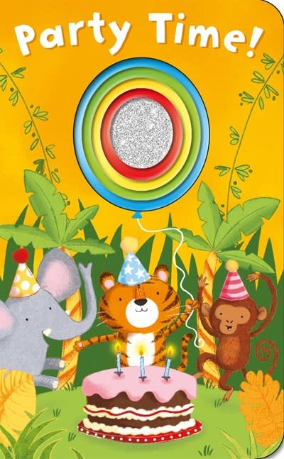 Priddy Books US Shiny Shapes: Party Time