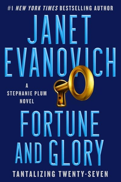 Atria Books Stephanie Plum Novels #27 Fortune and Glory