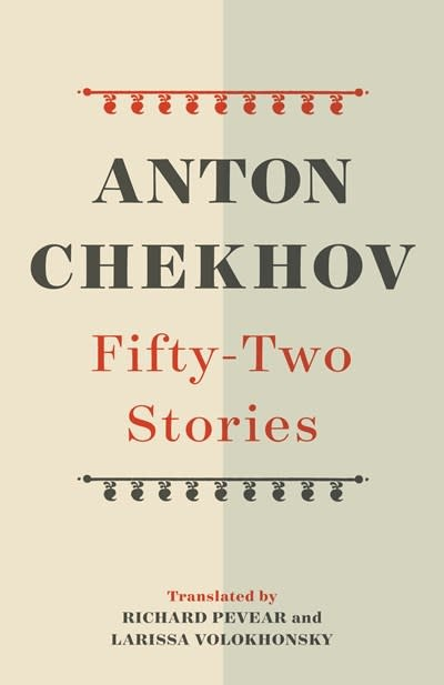 Vintage Fifty-Two Stories: Short Stories (Vintage Classics)