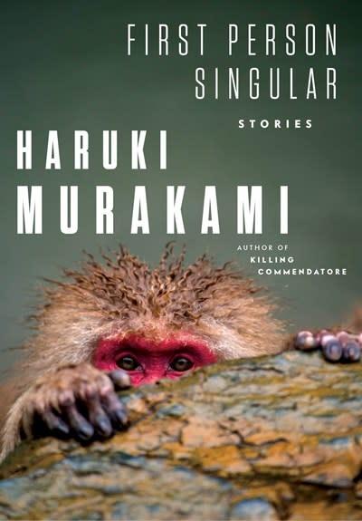 Knopf First Person Singular: Short stories