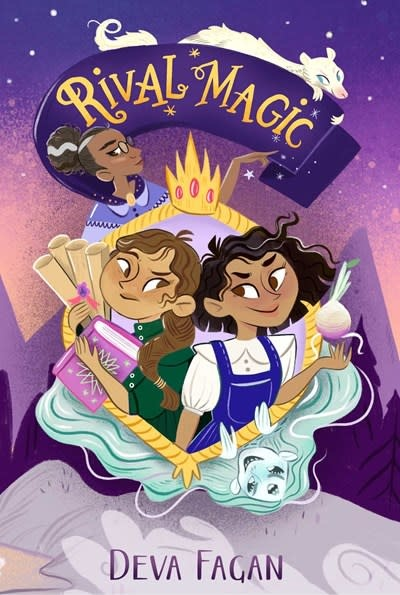Atheneum Books for Young Readers Rival Magic