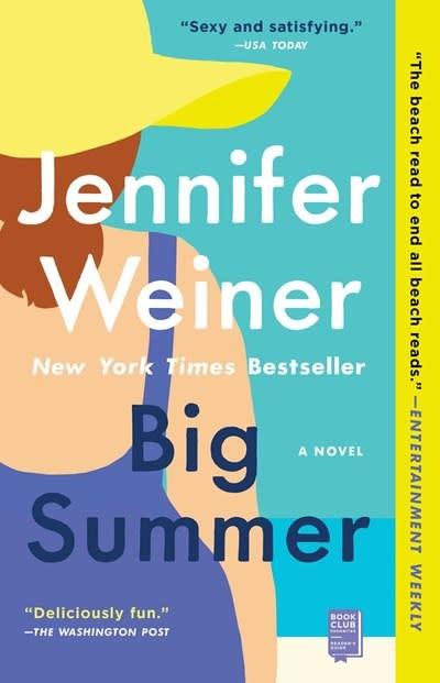Washington Square Press Big Summer: A novel