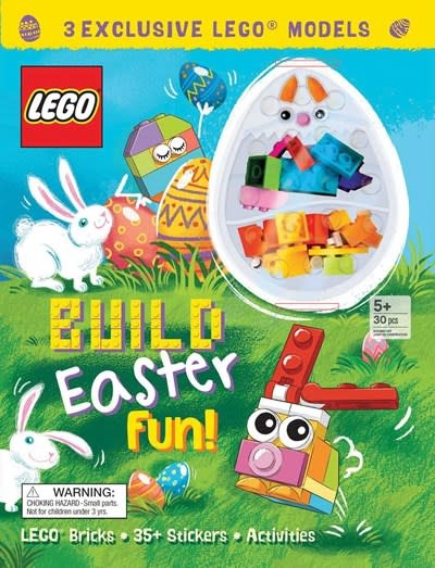 Printers Row LEGO(R): Build Easter Fun