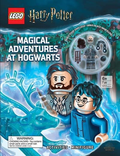 Printers Row LEGO(R) Harry Potter(TM): Magical Adventures at Hogwarts