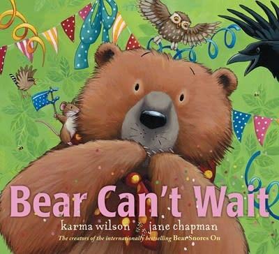 Margaret K. McElderry Books Bear Can't Wait