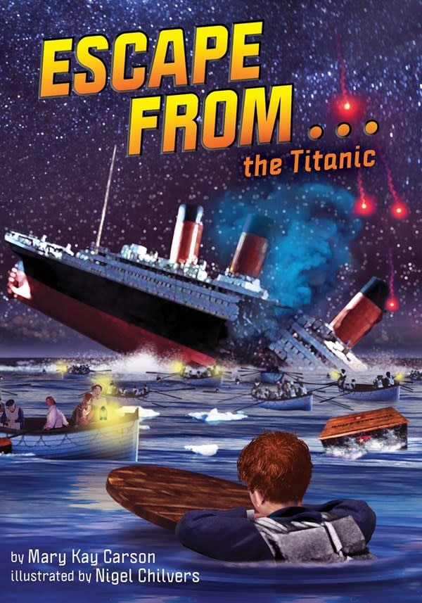 little bee books Escape from . . . the Titanic